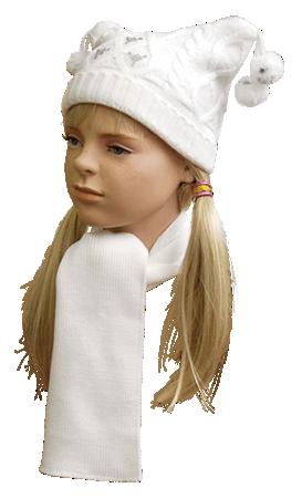 Так что же будет модно этой осенью и зимой.  Вязанные шапки или береты.